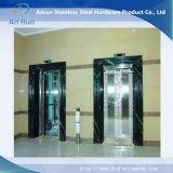 Miroir repérant la plaque d'acier inoxydable faite de Ss316