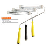 E-13 Pure White Wolle Farbroller
