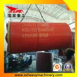 機械Tpd1500を持ち上げる地球圧力釣り合った管