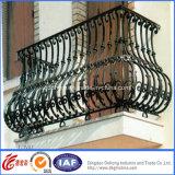 Красивейший новый Railing усовика балкона утюга металла конструкции