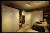 2015 Welbom laca no armário de cozinha branco moderno mobiliário de cozinha