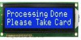 Характер LCD Moduel индикации LCD более большой