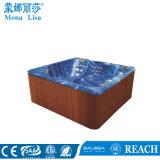 Vasca acrilica della STAZIONE TERMALE di massaggio delle 5 persone con 2 salotti (M-3314)