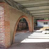 学校のための軽い鉄骨フレームの建物