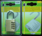 Padlocks 38mm Brass Code Lock Combination Lock (110384)