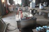 Automatische Drehcup-Plombe und Dichtungs-Verpackungsmaschine für Saft