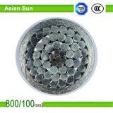 Todos los tamaños Conductor de aluminio Cables conductores reforzados ACSR de acero