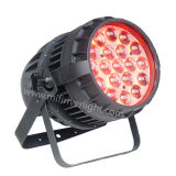 Wasserdichte Stadiums-Beleuchtung DES LED-NENNWERT Summen-19*15W