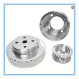 Отделки части металла CNC подвергая механической обработке различные имеющиеся