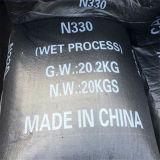 Carbono negro N330 N220 N550 N660 para la industria de neumáticos