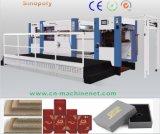 Machines de découpage semi automatiques pour la boîte en carton ondulé de papier