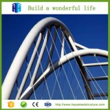 Здание моста стальной структуры большой пяди железнодорожное стальное для сбывания