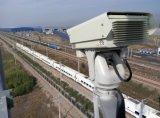 Camera van de Laser van kabeltelevisie van de Visie van de nacht de Infrarode voor het Toezicht van de Spoorweg