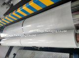 para o envoltório branco da ensilagem da cor 750mm dos EUA