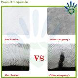 Respirable réutiliser la couverture non-tissée de sac de procès de vêtement