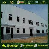 Construcción prefabricada de fábrica de acero industrial de la fábrica de África