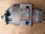 Bulldozers d375a-2, d375a-5 Hydraulische Pomp, Hydraulische Dubbele Pomp van het Toestel 705-52-40100