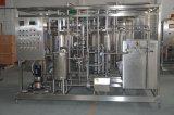 Chaîne de production de crême glacée à échelle réduite 300L/H