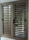 Justierbares Aluminiumluftschlitz-Fenster