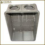 알루미늄 주물 상자를 정지한다 주물 상자 아연을 정지한다 주물 상자를 정지하십시오