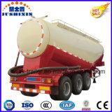 小麦粉のトレーラーのセメントの大きさのトラックのトレーラー/半ばら積み貨物船のトレーラーの価格