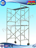 Ремонтина стальной рамки для конструкции здания (FLM-SF-005)