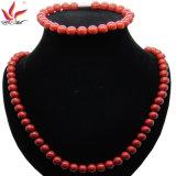 Комплект ювелирных изделий Bracelet&Necklace витальности Tourmaline