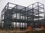 Costruzione prefabbricata della struttura d'acciaio del pannello a sandwich/gruppo di lavoro struttura d'acciaio (XGZ-335)