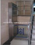صنع وفقا لطلب الزّبون داخليّة هيدروليّة كرسيّ ذو عجلات مصعد مصعد