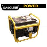 セリウム2.6HPエンジンを搭載する公認1000Wガソリン発電機(TG1500)