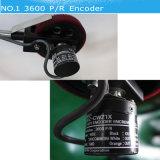 машина маркировки лазера волокна 20W с лазером Ipg для трубы, пластмассы, PVC, PE и неметалла