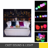 Tabla moderna de LED / LED Bar / Silla de LED / LED Muebles