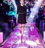 3D LED LED Infinity Mirror de la luz de la pista de baile de discoteca, club y de iluminación de escenarios