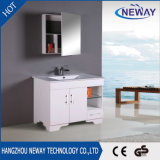 Salle de bains moderne de Module de miroir de vanité de PVC de prix concurrentiel