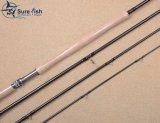 I salmoni Nano all'ingrosso dell'interruttore del carbonio del Giappone Toray pilotano la pesca Rod