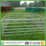 Vendre les panneaux galvanisés de corral de moutons des prix les plus inférieurs