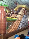 膨脹可能な森林主題の警備員はイベントのためのスライドを乾燥する