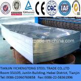 競争価格のGalvanziedの鋼板中国製