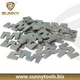 Segmento del diamante di alta qualità, segmento per granito, segmento del granito