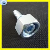 Accoppiamento del acciaio al carbonio per il tubo flessibile idraulico