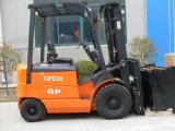 4-Wheel электрический GP 2 платформы грузоподъемника, емкость 000kg