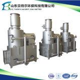 30-50kg pequeno animal de cremações incinerador de animais de estimação Crematory, incinerador de resíduos