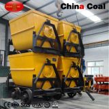 Aprovado pela CE! Caçamba1.0-6 Kfu Vagão da Mina de dumping