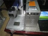20W de escritorio láser de fibra Máquina de la marca