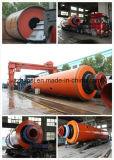 Molino de bola para la instalación de producción del cemento