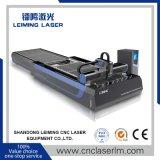 Máquina de estaca Lm4020A3 do laser do metal da fibra do CNC com tabela da troca