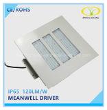 セリウムのRoHSの承認の高い発電250W LEDのおおいの給油所ライト