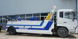 De Slepende Vrachtwagen van Wrecker van de Weg van Dongfeng LHD 4*2 voor Verkoop