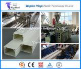 Plastik-Belüftung-elektrisches KabelTrunking, der Maschine mit gutem Preis herstellt