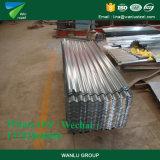 Heiße eingetauchte galvanisierte Stahlrollen-Blendenverschluss-Türen